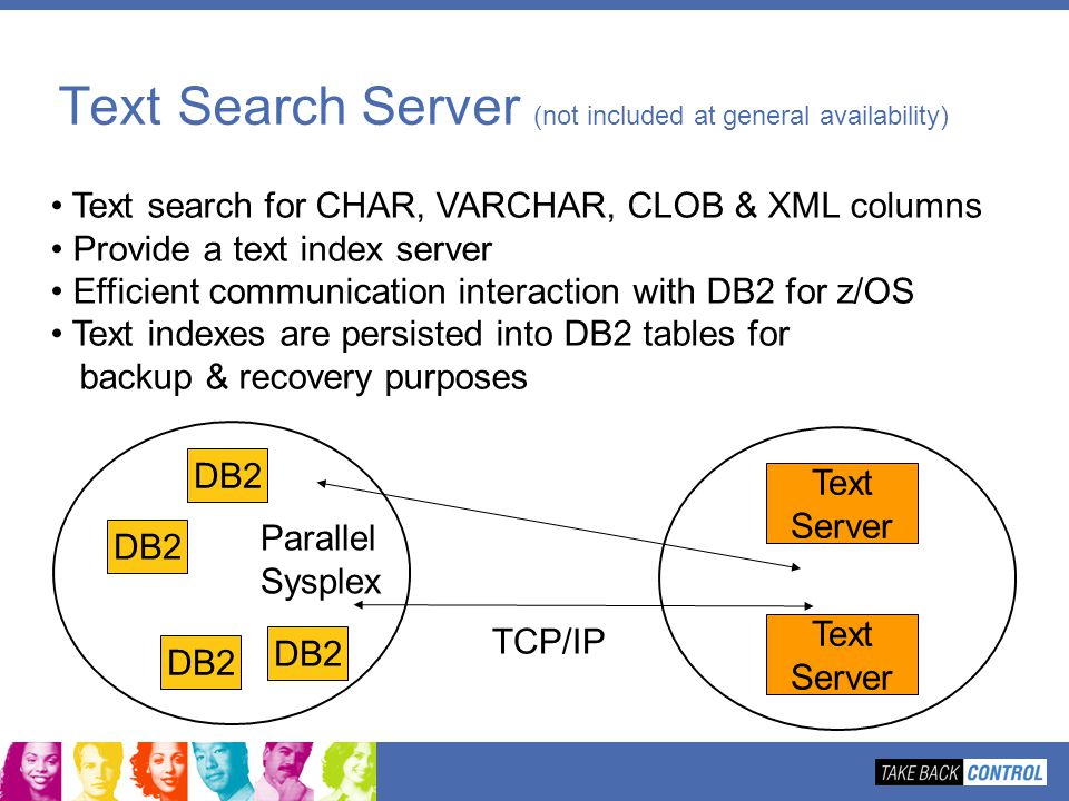 Text Search Server (not included at general availability)