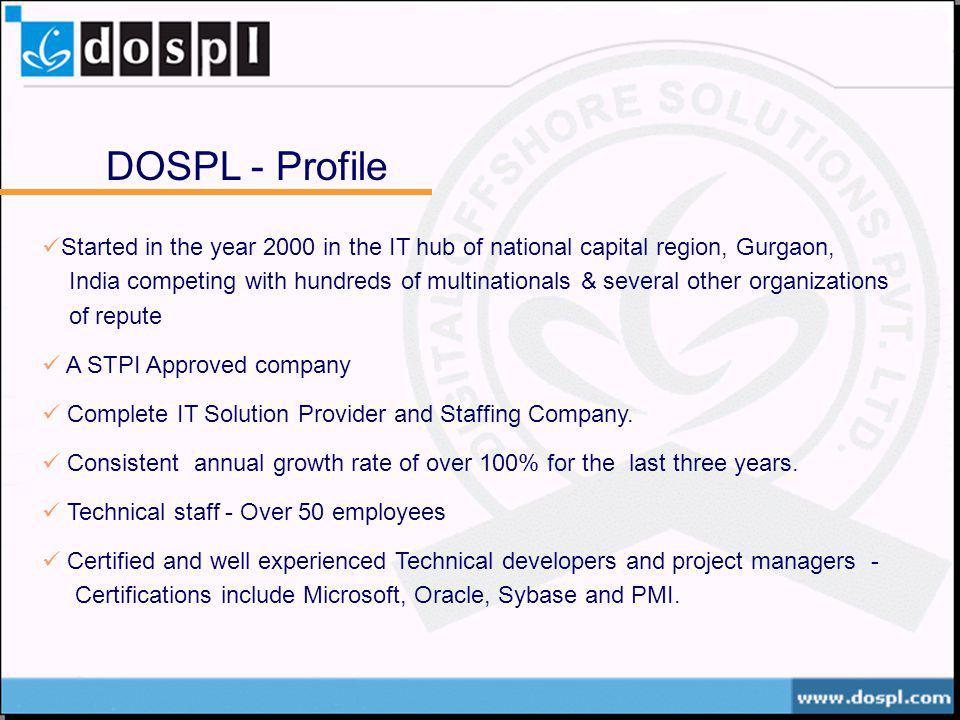 DOSPL - Profile