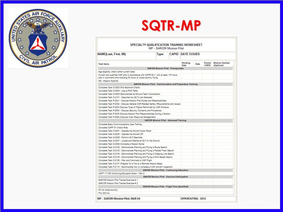 SQTR-MP