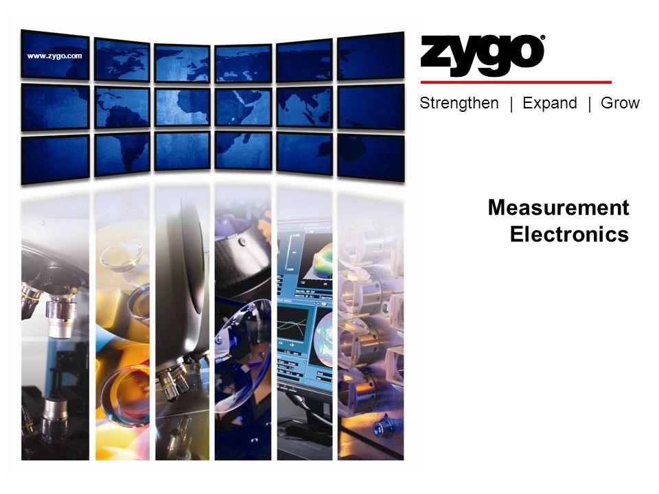 Measurement Electronics