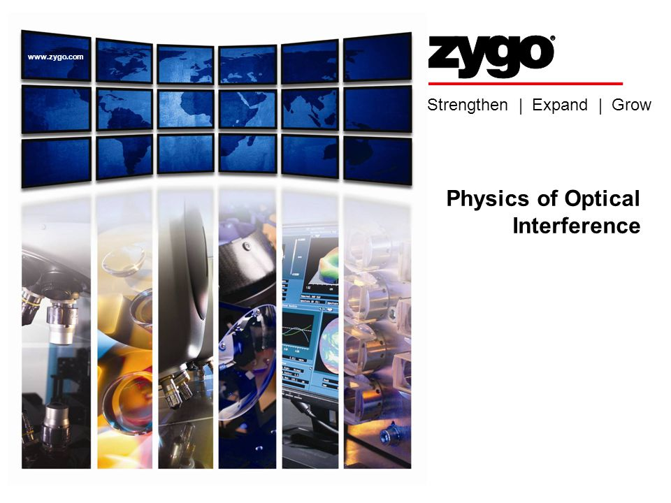 Physics of Optical Interference