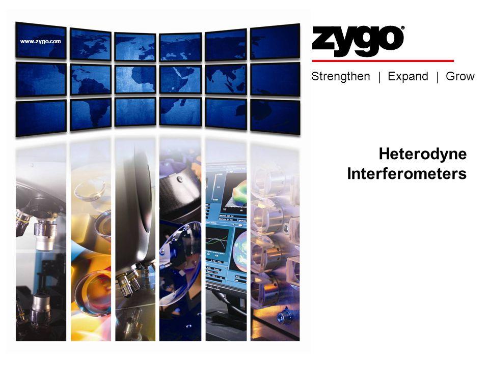 Heterodyne Interferometers