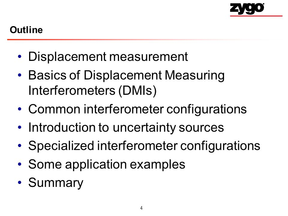 Displacement measurement