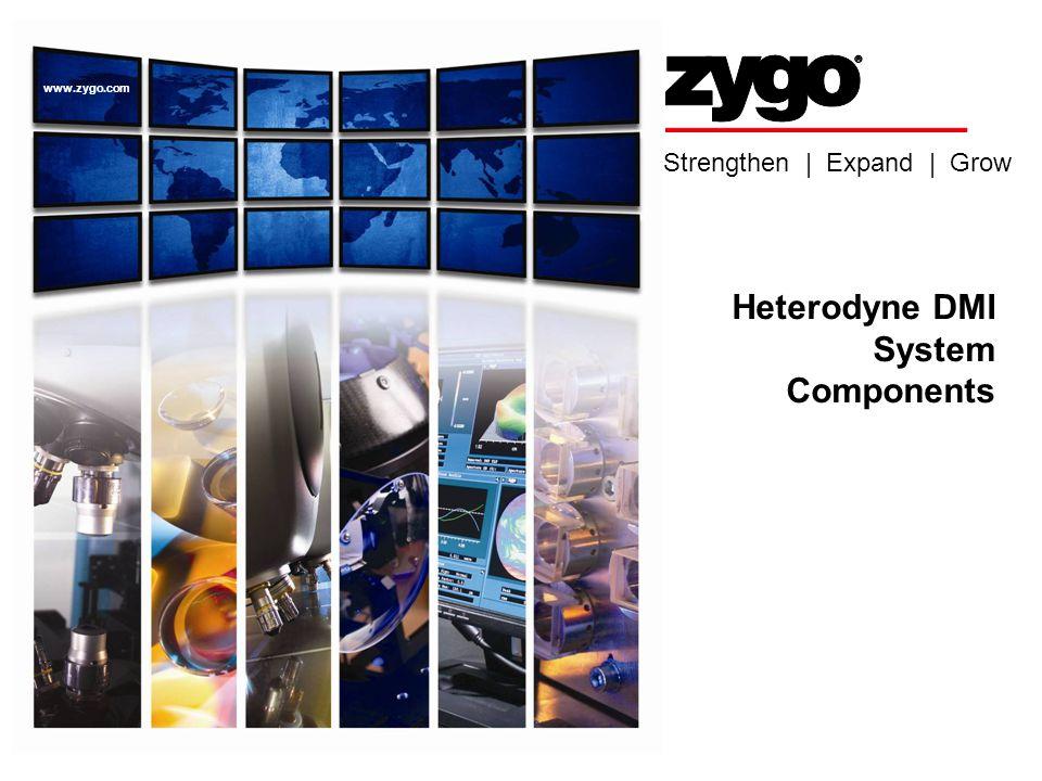 Heterodyne DMI System Components