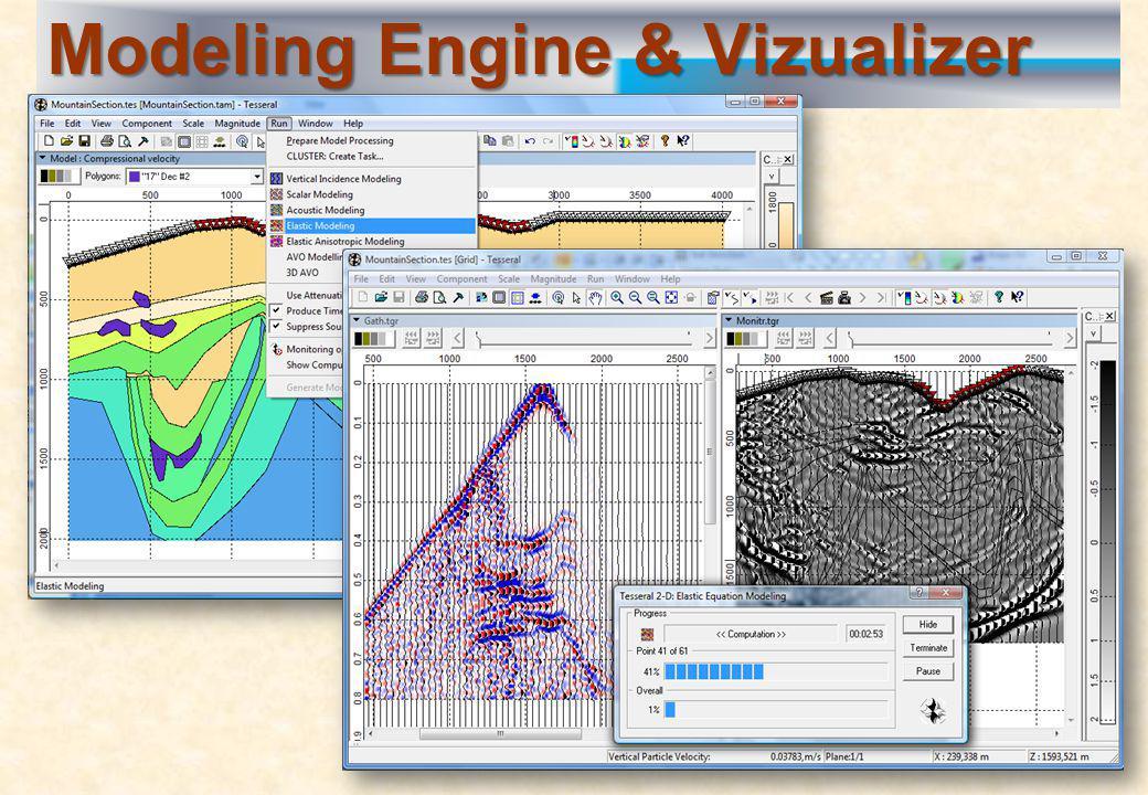 Modeling Engine & Vizualizer