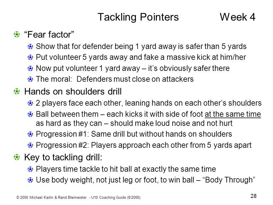 Tackling Pointers Week 4