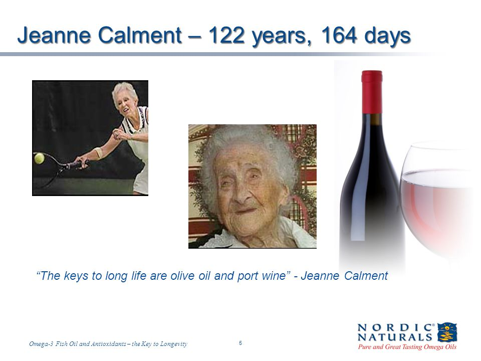 Jeanne Calment – 122 years, 164 days