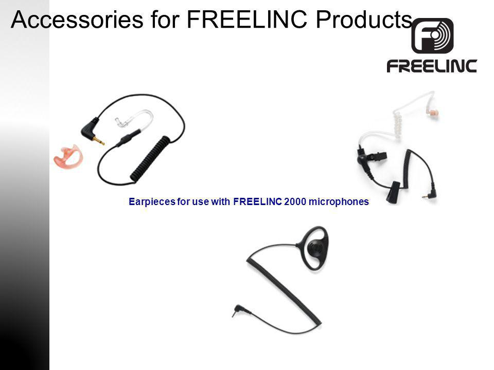 Accessories for FREELINC Products