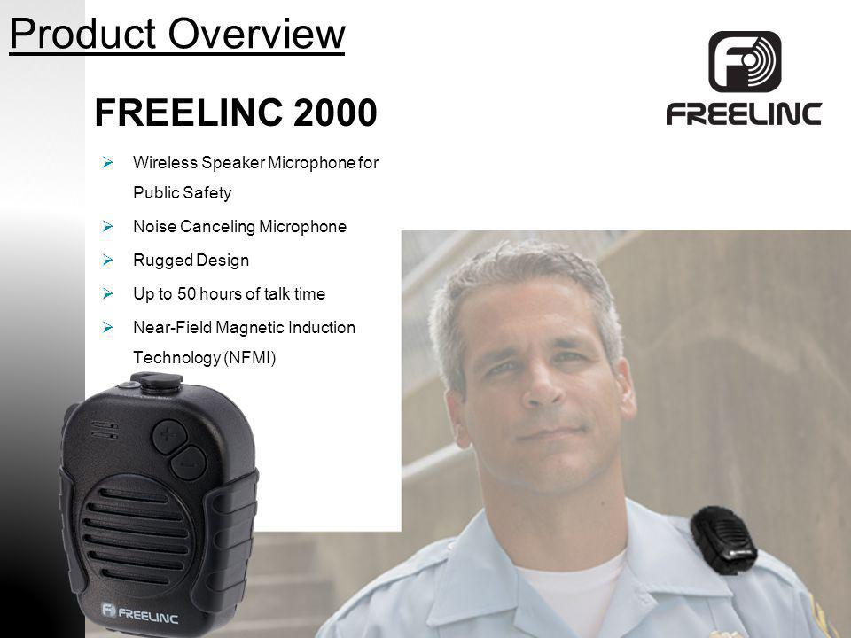 Product Overview FREELINC 2000