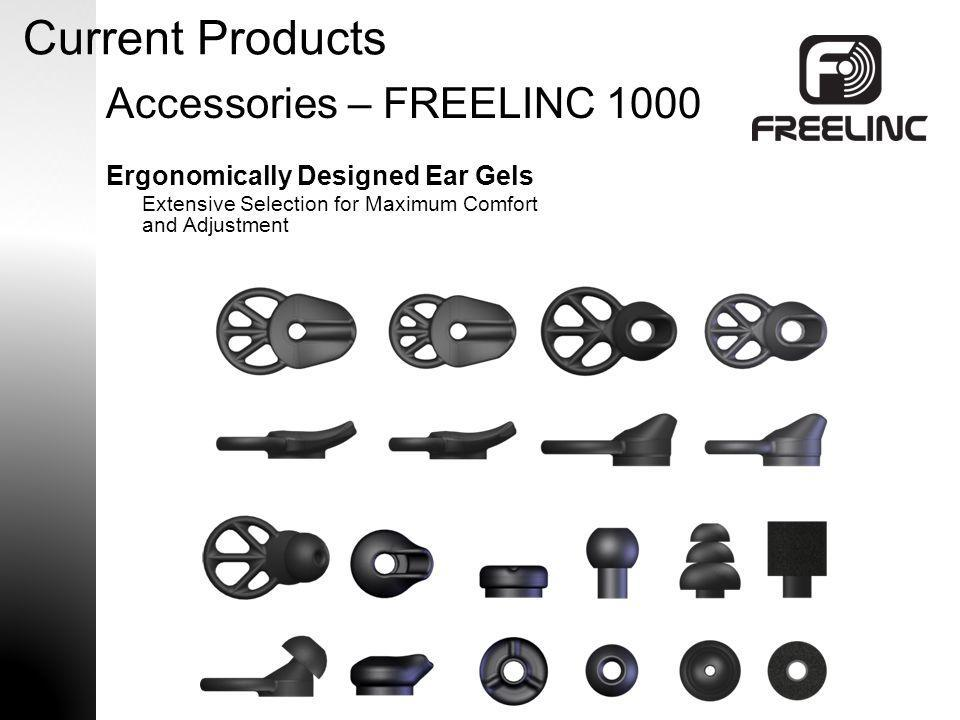 Current Products Accessories – FREELINC 1000