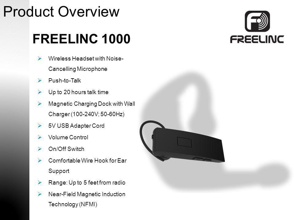 Product Overview FREELINC 1000