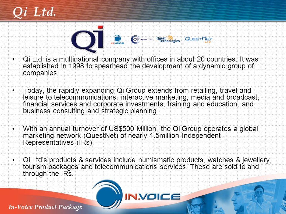 Qi Ltd.