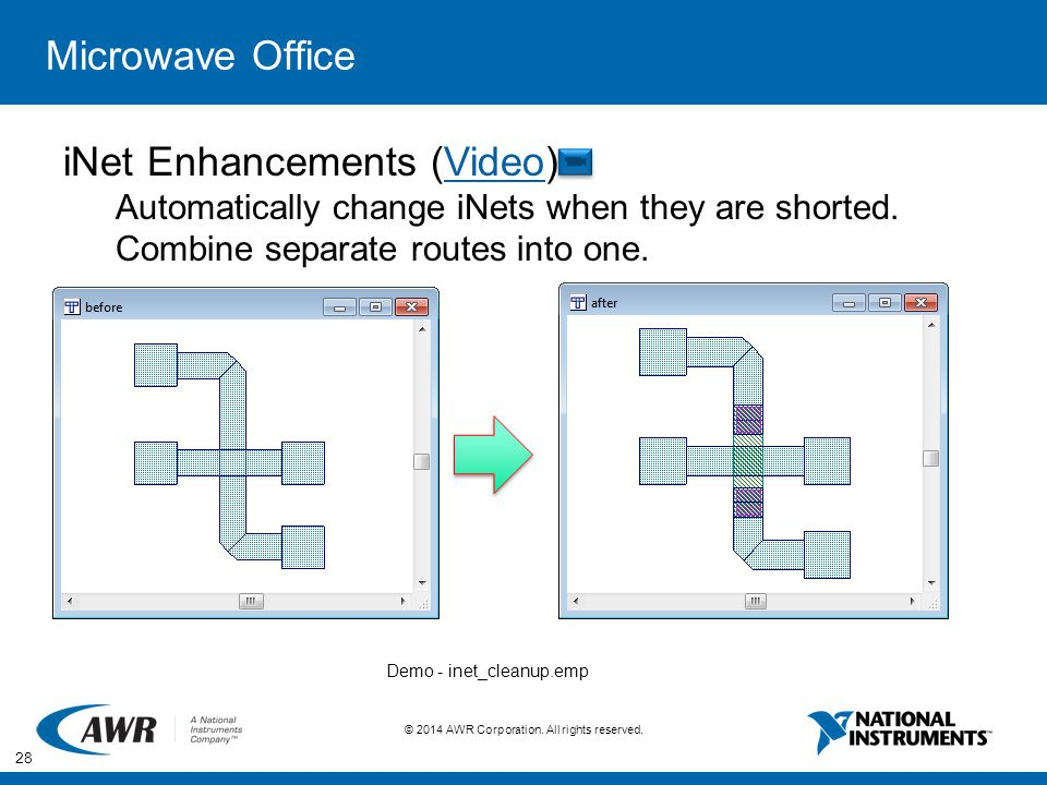 iNet Enhancements (Video)