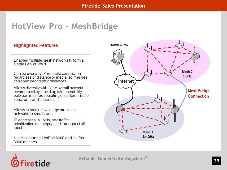 HotView Pro - MeshBridge