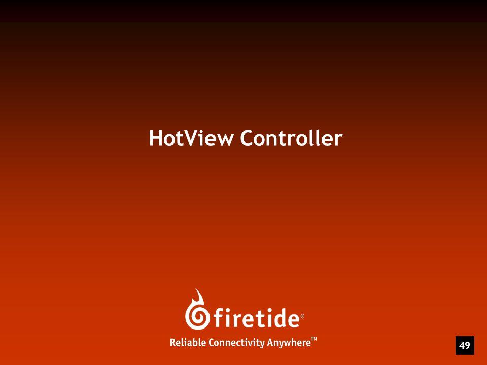 HotView Controller