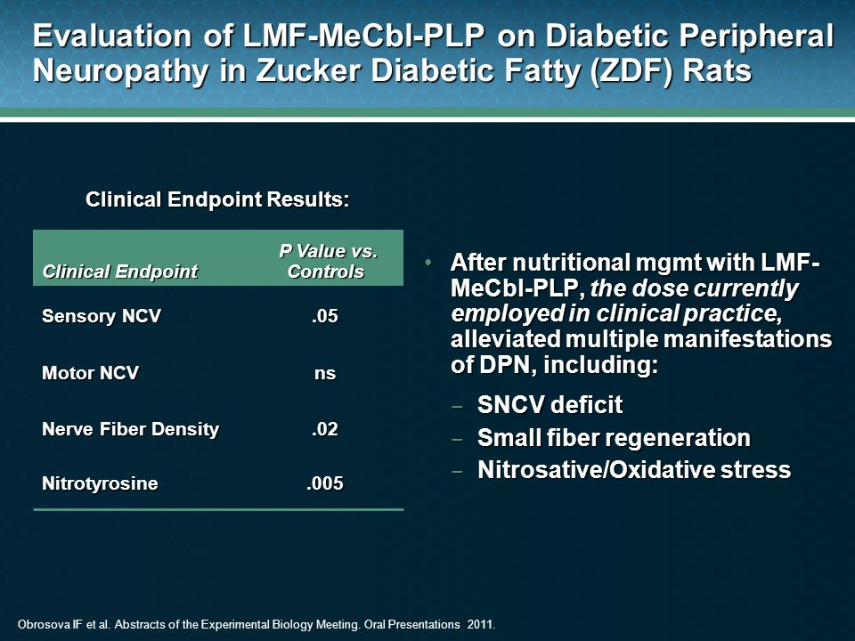 Clinical Endpoint Results: