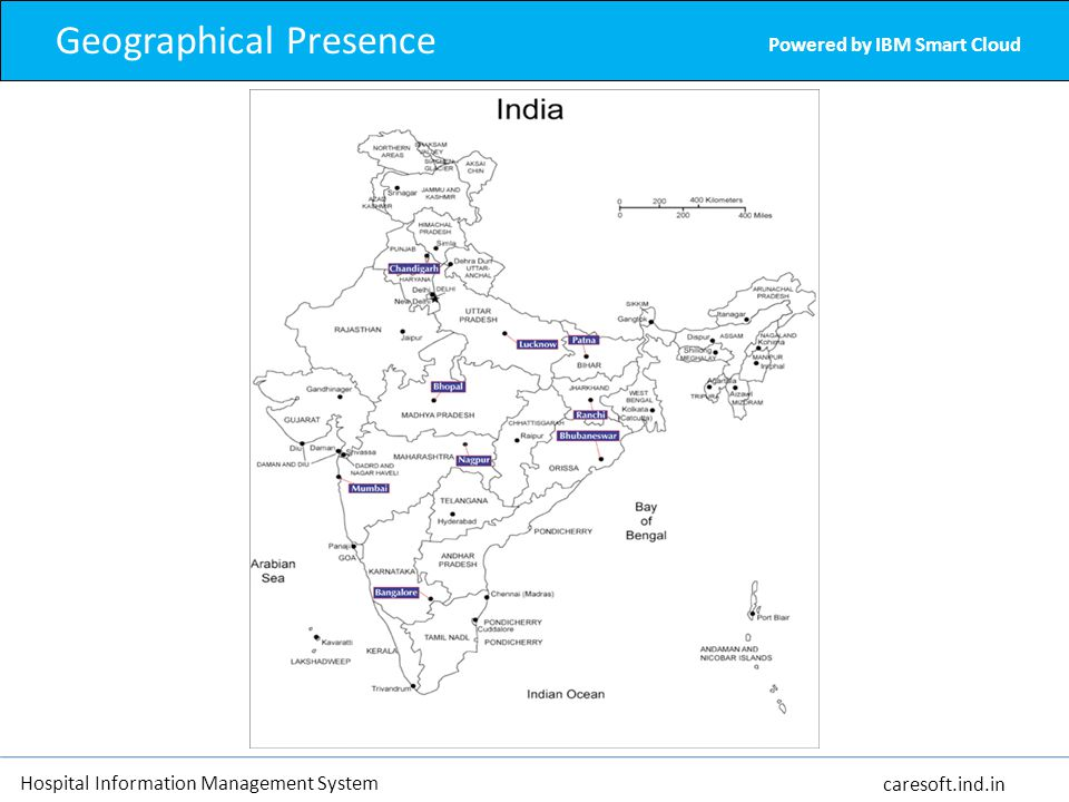 Geographical Presence
