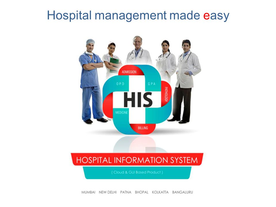Hospital management made easy