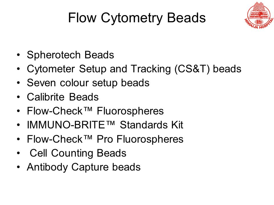 Flow Cytometry Beads Spherotech Beads