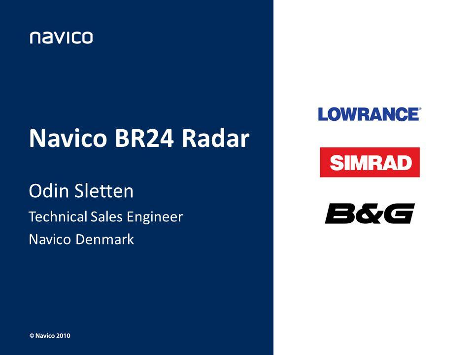 Odin Sletten Technical Sales Engineer Navico Denmark