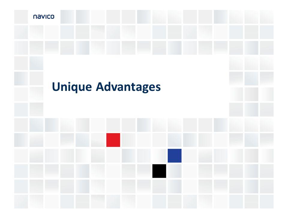 Unique Advantages