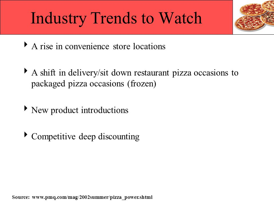 Industry Trends to Watch