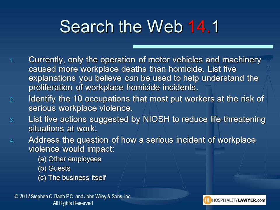 Search the Web 14.1