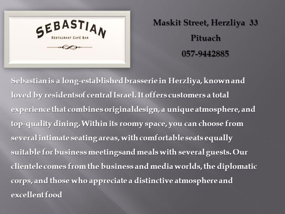 33 Maskit Street, Herzliya Pituach