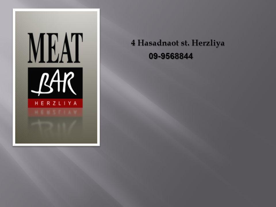 4 Hasadnaot st. Herzliya 09-9568844