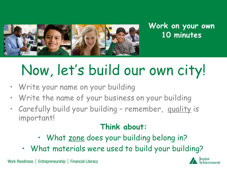Questions What would have happened if you had constructed your building with the wrong measurements