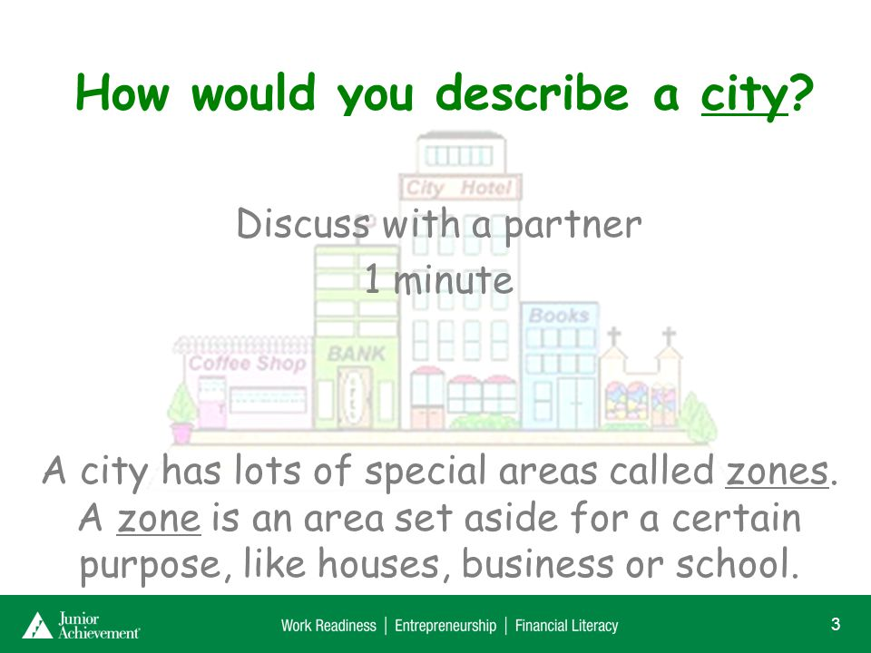 Have you seen these zones in our city