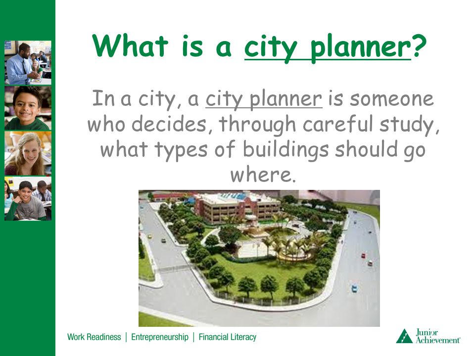 What are some zones in our city