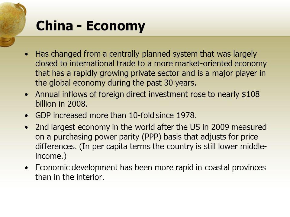 China - Economy