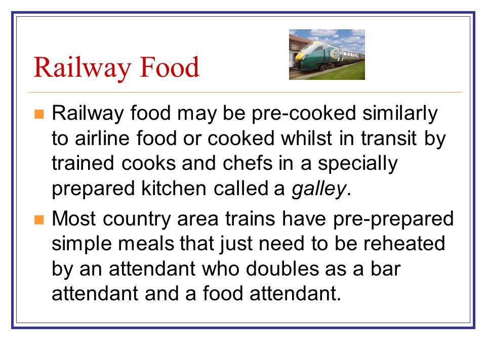 Railway Food