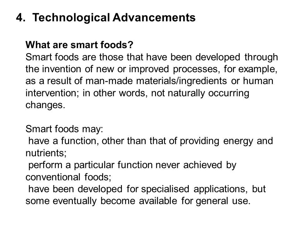 4. Technological Advancements