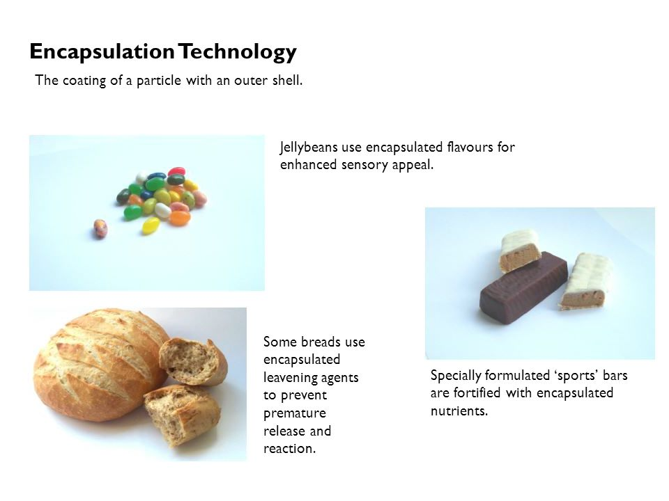Encapsulation Technology