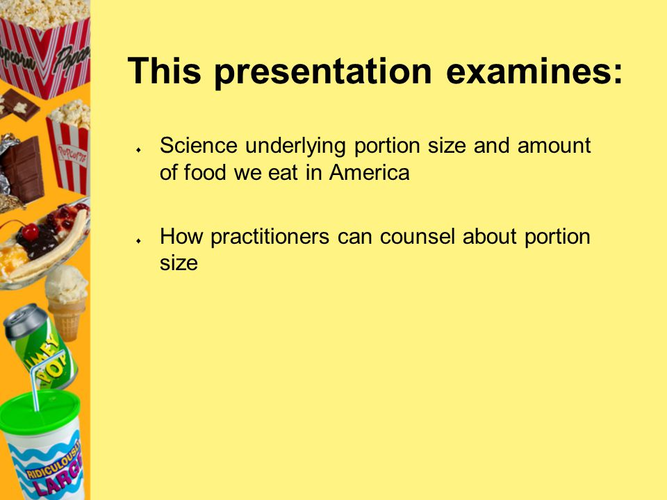 This presentation examines: