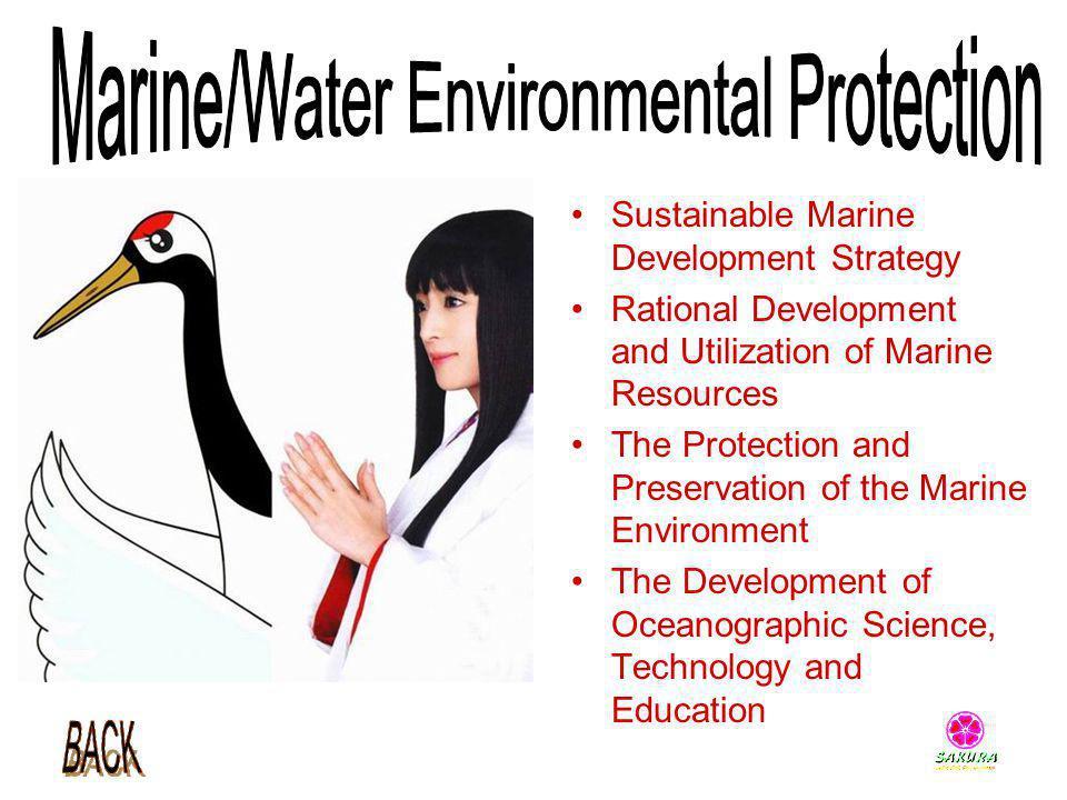 Marine/Water Environmental Protection