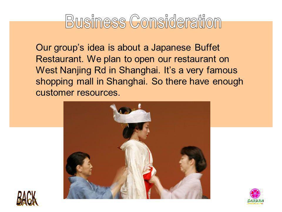 Business Consideration