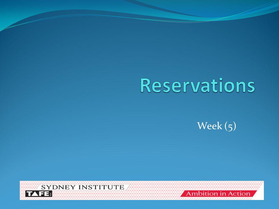 Reservations Week (5)
