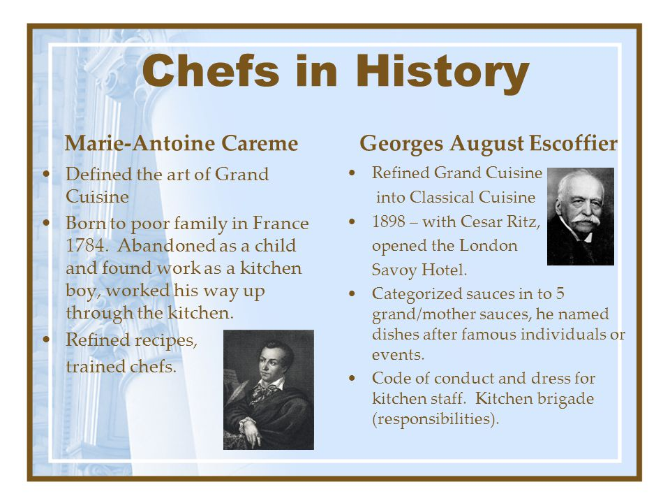 Georges August Escoffier