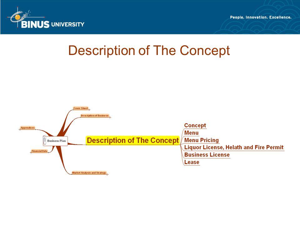 Description of The Concept