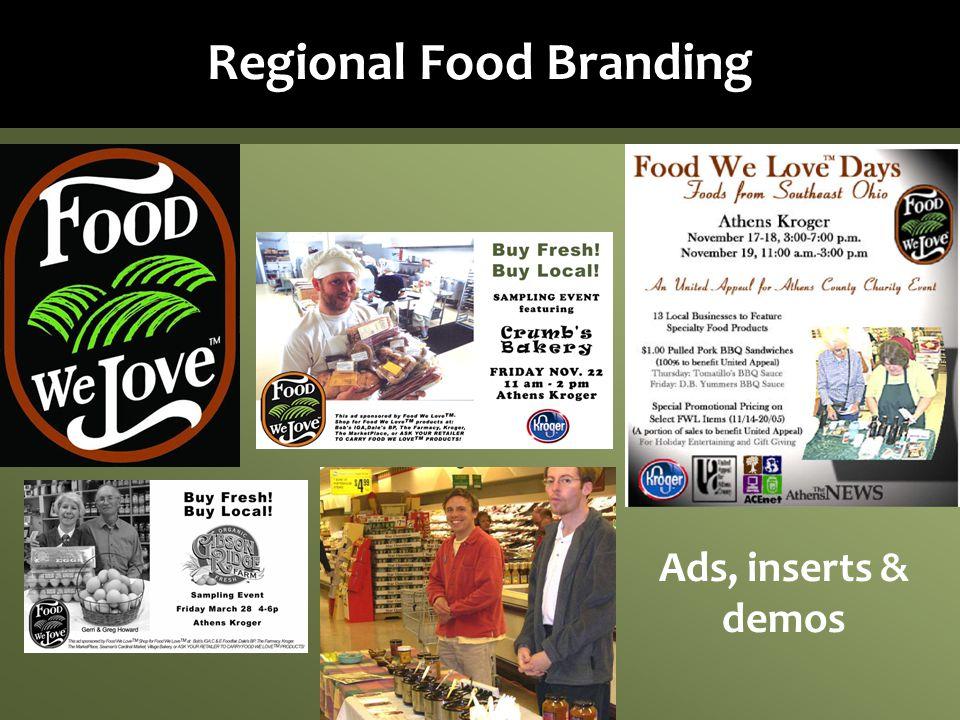 Regional Food Branding