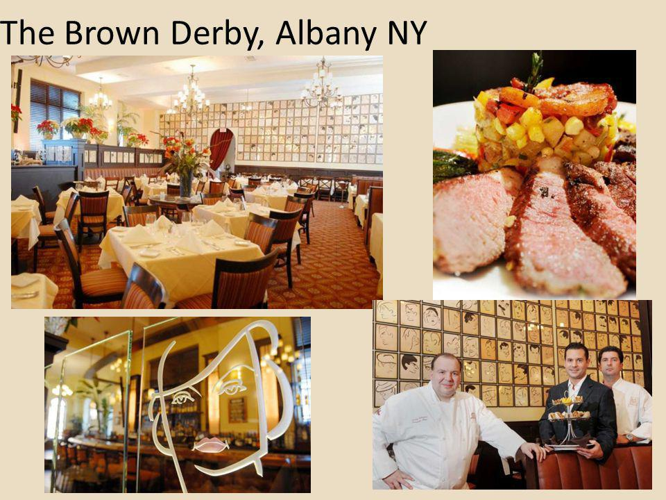 The Brown Derby, Albany NY