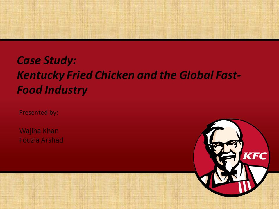 advantages and disadvantages of kentucky fried chicken