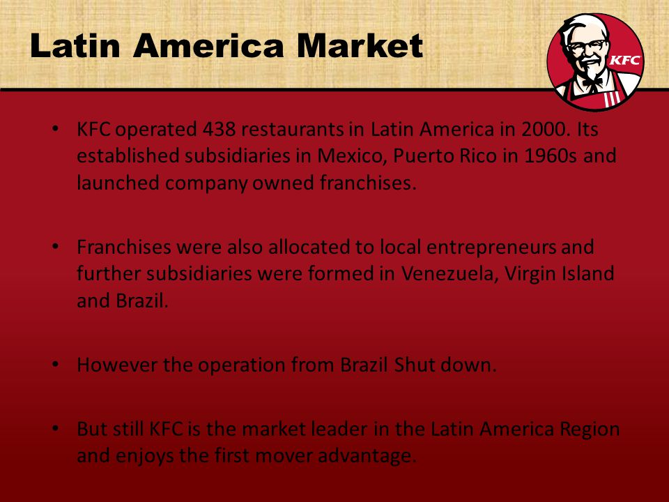 Latin America Market