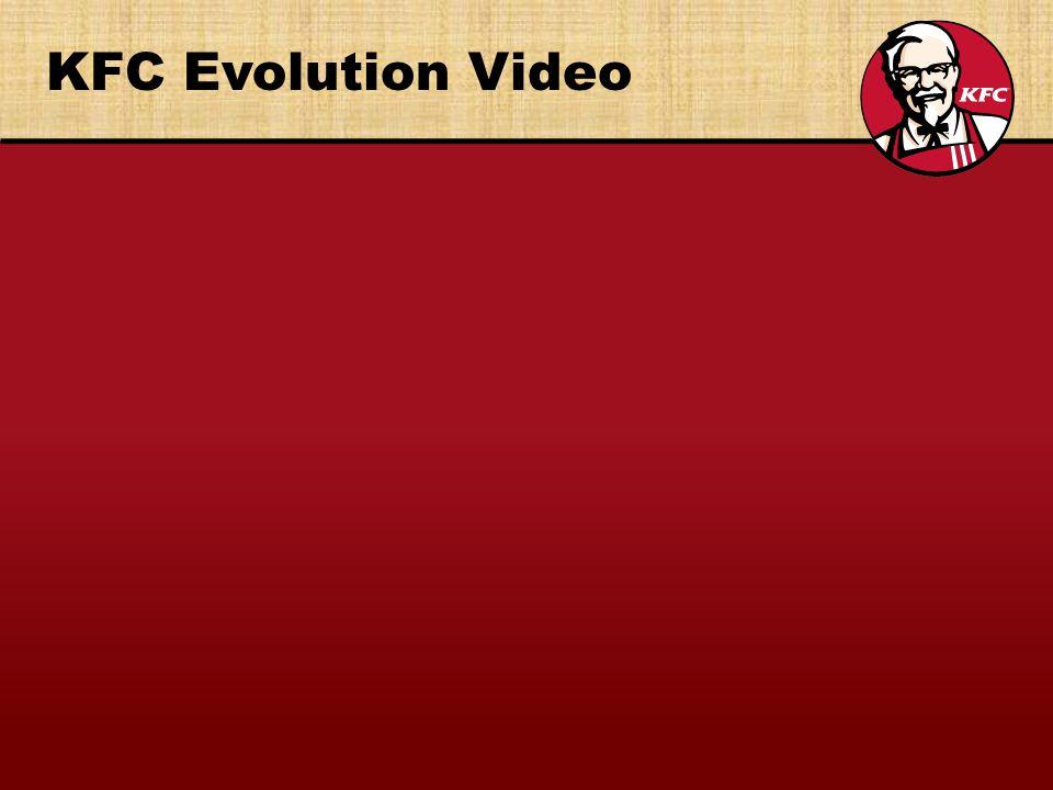 KFC Evolution Video