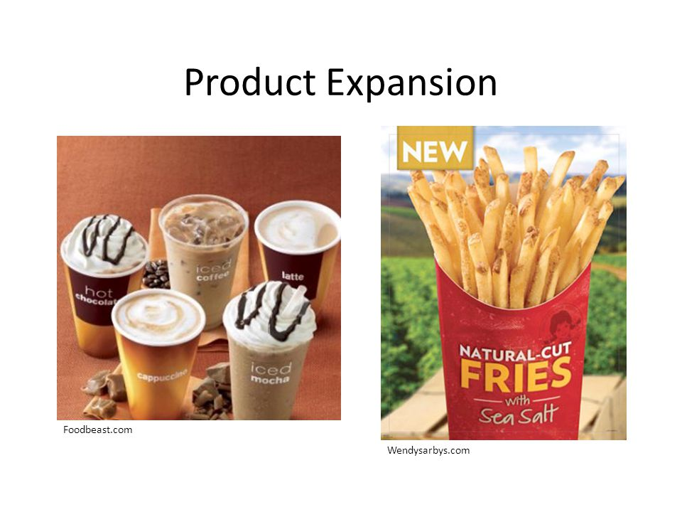 Product Expansion