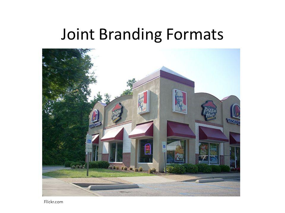 Joint Branding Formats