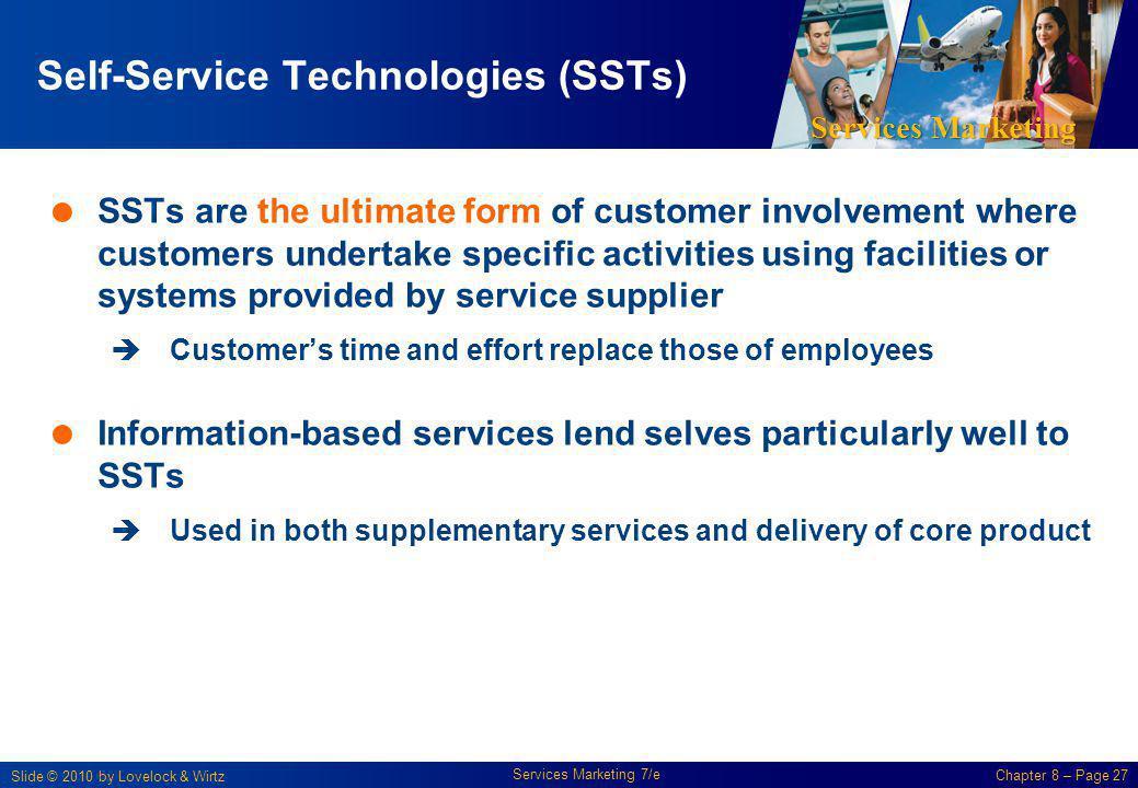 Self-Service Technologies (SSTs)